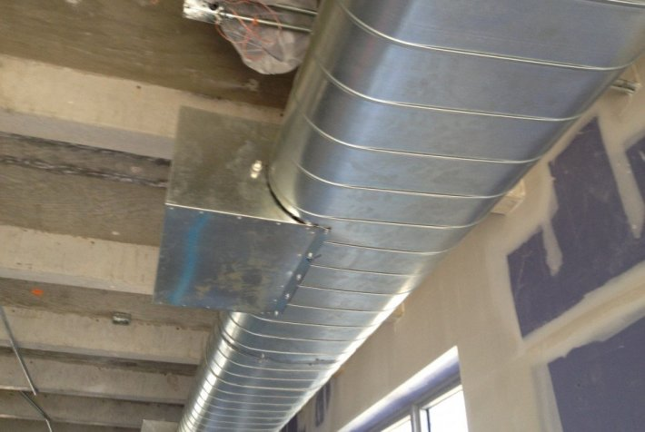 service Air Ducts installation